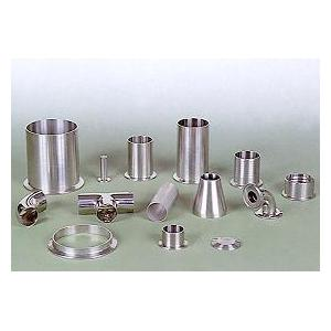 01 Sanitary Stainless Steel Tube Fittings : Ferrules, Butt Weld Fittings, Hose Adapters, I-line Ferrules, End Cap, Ferrule Blank, Ferrule Seals & Gaskets, Elbows, Tees, Reducers, Crosses
